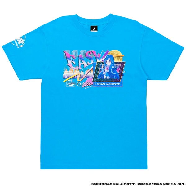 電音部 ーdenonbuー MNG × 電音部Tシャツ 東雲 和音 L