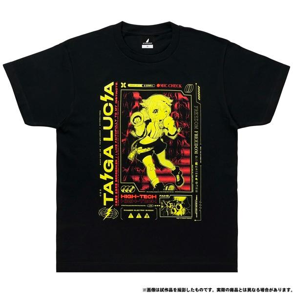 電音部 ーdenonbuー MNG × 電音部Tシャツ 大賀 ルキア XL