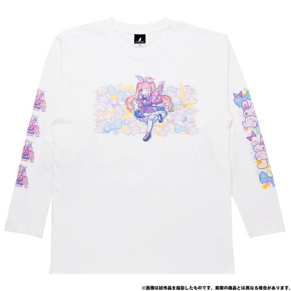 電音部 ーdenonbuー MNG × 電音部ロングTシャツ 桜乃 美々兎 L