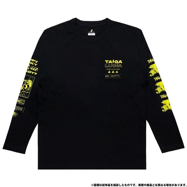 電音部 ーdenonbuー MNG × 電音部ロングTシャツ 大賀 ルキア L