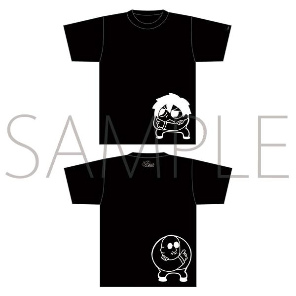 マフィア梶田と中村悠一の「わしゃがなTV」 Tシャツ 公式イラスト Mサイズ