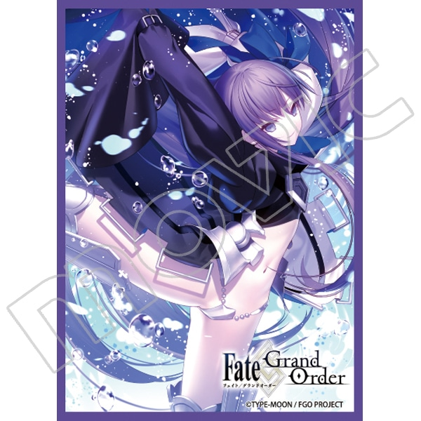 きゃらスリーブコレクション マットシリーズ Fate/Grand Order アルターエゴ/メルトリリス(イラスト:マシマサキ)(No.MT599)