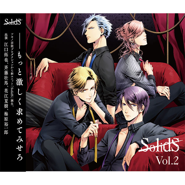 「SolidS」vol.2
