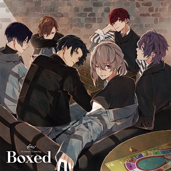 【CD】華Doll*1st season 〜Flowering〜2巻「Boxed」