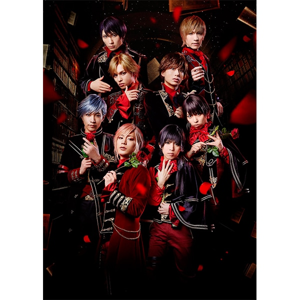【CD】S.Q.S Episode 3「ROMEO - in the darkness -」サウンドトラック『愛の唄』