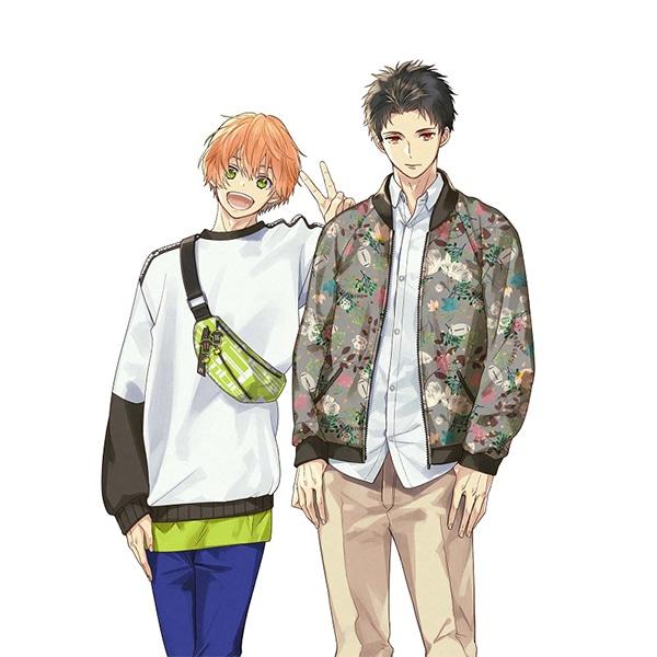 【CD】オリジナルアニメ「number24」エンディング「君といるなら」 柚木夏紗&真行寺清一郎