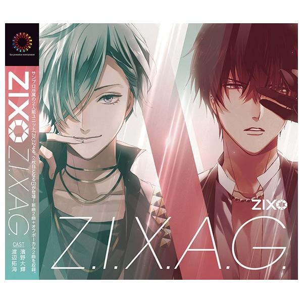【CD】ZIX「Z.I.X.A.G.」