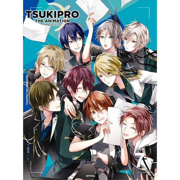 TSUKIPRO THE ANIMATION  第7巻【DVD】