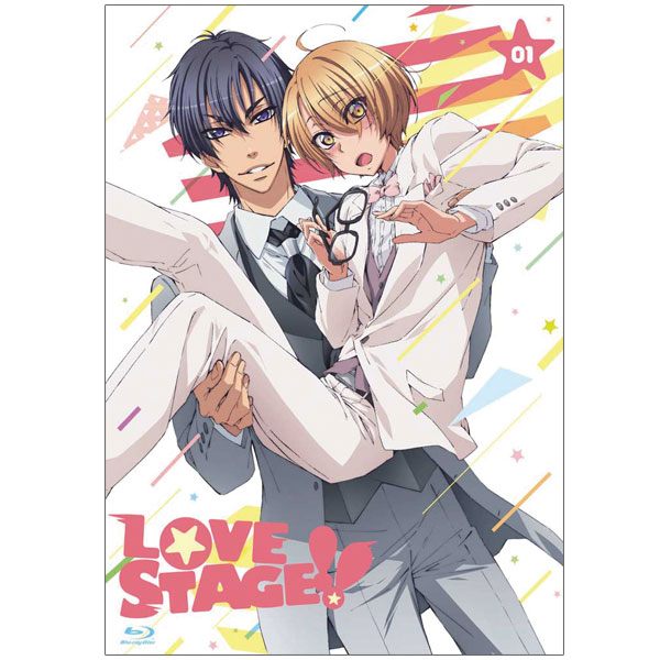 LOVE STAGE!! Blu-ray限定版 第1巻