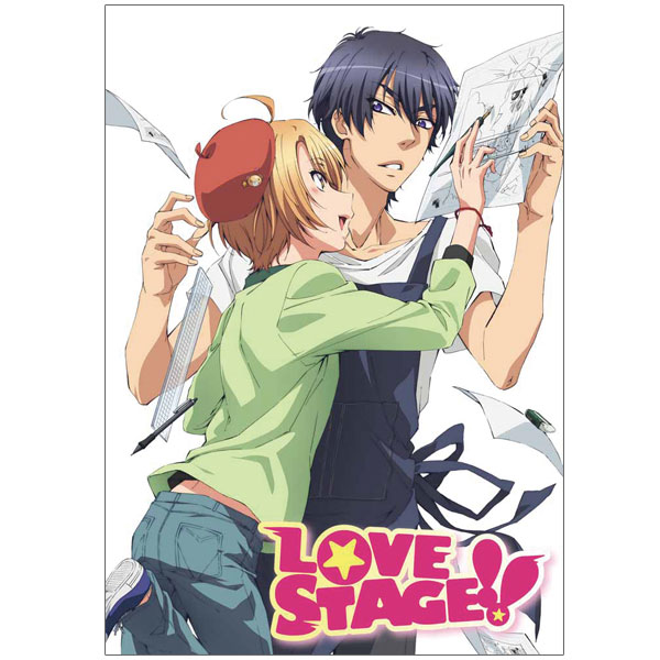 LOVE STAGE!! Blu-ray限定版 第3巻