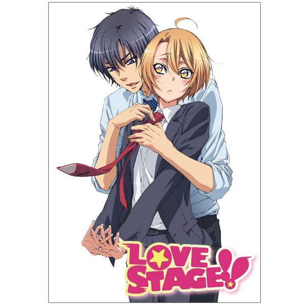 LOVE STAGE!! Blu-ray限定版 第4巻