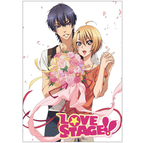 LOVE STAGE!! Blu-ray限定版 第5巻