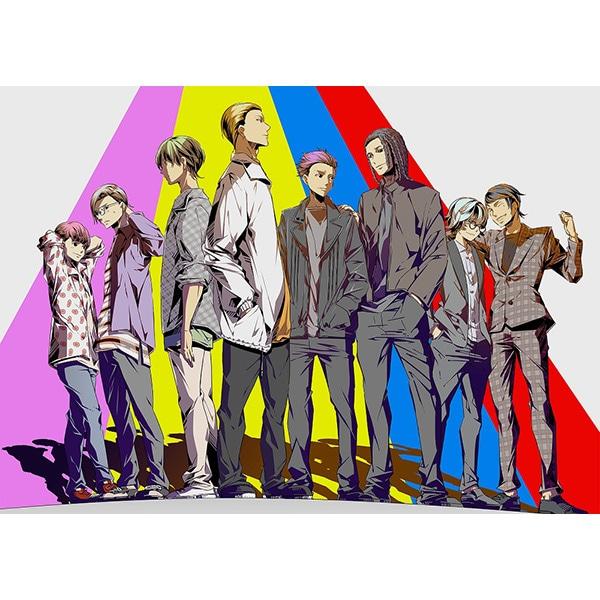 【BD】GETUP!GETLIVE! 3rd LIVE 通常版