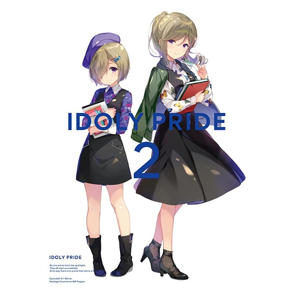 IDOLY PRIDE 2 (完全生産限定)【Blu-ray】