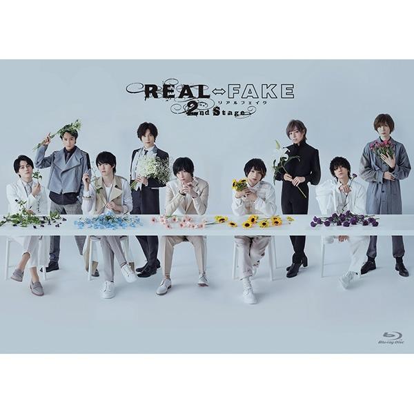 【BD】REAL⇔FAKE 2nd Stage 通常版