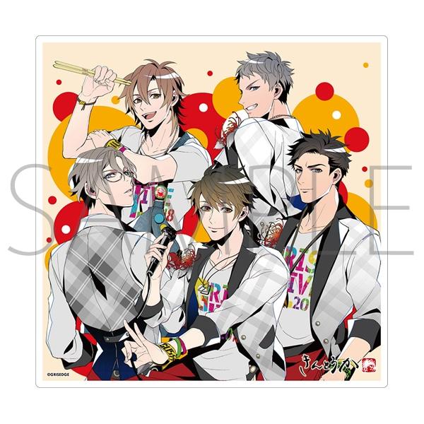 GRIS LIVE 2018 アクリルボード (B)きんとうか
