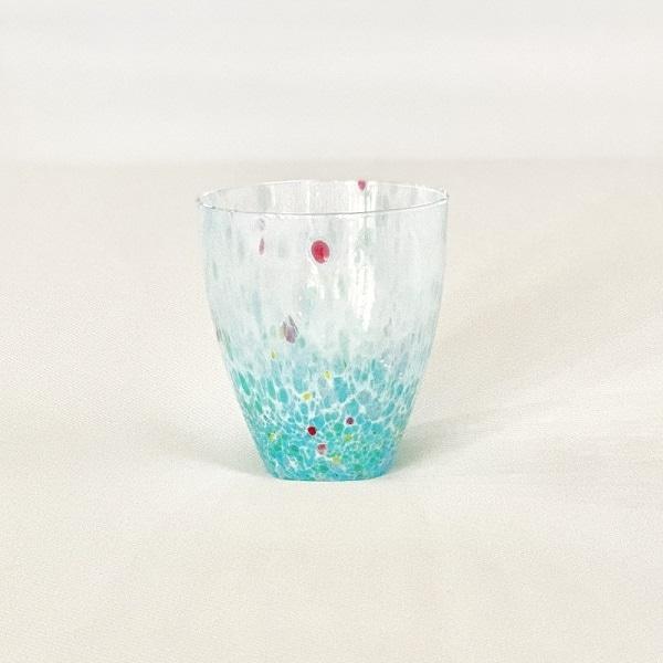 天気の子展 雨のグラス