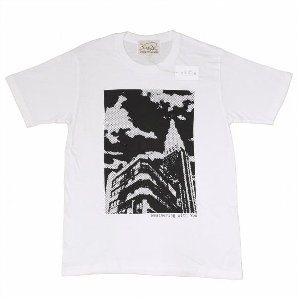 天気の子展 beanxious  Tシャツ白 XL