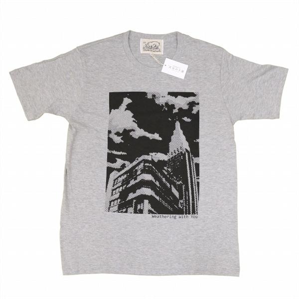 天気の子展 beanxious  Tシャツグレー XL