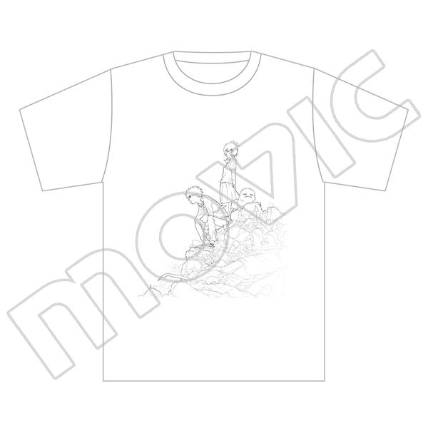 センコロール コネクト ビッグシルエットTシャツ